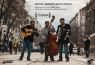 Martin Lubenov's Jazzta Prasta at 15 WOMEX SELECTION (cover)