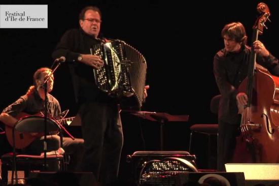Festival d'Ile de France - Richard Galliano au Trianon 8 septembre 2012