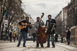 Martin Lubenov's Jazzta Prasta (photo)